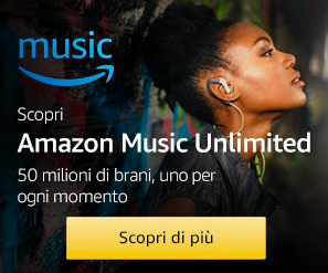 Amazon Music!